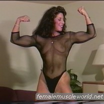 Female Muscle World Videos